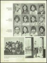 1980 Baird High School Yearbook Page 32 & 33