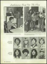 1980 Baird High School Yearbook Page 34 & 35