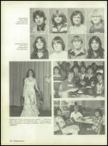 1980 Baird High School Yearbook Page 36 & 37