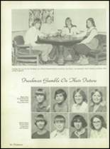 1980 Baird High School Yearbook Page 38 & 39