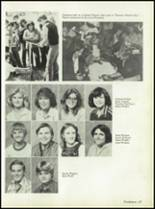 1980 Baird High School Yearbook Page 40 & 41