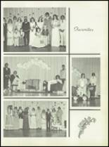 1980 Baird High School Yearbook Page 42 & 43