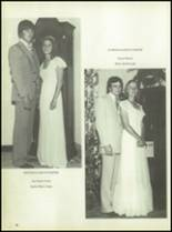 1980 Baird High School Yearbook Page 50 & 51