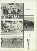 1980 Baird High School Yearbook Page 52 & 53