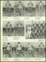 1980 Baird High School Yearbook Page 54 & 55
