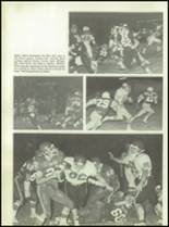 1980 Baird High School Yearbook Page 56 & 57