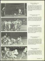 1980 Baird High School Yearbook Page 58 & 59