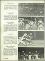 1980 Baird High School Yearbook Page 60 & 61