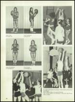 1980 Baird High School Yearbook Page 64 & 65