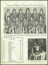 1980 Baird High School Yearbook Page 66 & 67