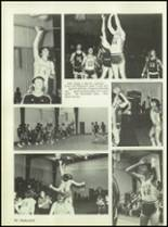 1980 Baird High School Yearbook Page 68 & 69