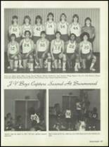 1980 Baird High School Yearbook Page 70 & 71