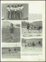 1980 Baird High School Yearbook Page 74 & 75