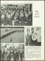 1980 Baird High School Yearbook Page 80 & 81