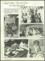 1980 Baird High School Yearbook Page 84 & 85