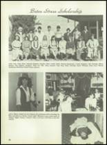 1980 Baird High School Yearbook Page 90 & 91