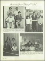 1980 Baird High School Yearbook Page 92 & 93