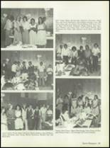 1980 Baird High School Yearbook Page 98 & 99