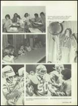 1980 Baird High School Yearbook Page 102 & 103