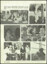 1980 Baird High School Yearbook Page 104 & 105