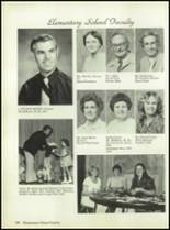 1980 Baird High School Yearbook Page 110 & 111