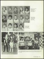 1980 Baird High School Yearbook Page 120 & 121
