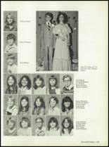 1980 Baird High School Yearbook Page 128 & 129