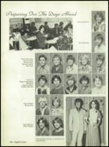 1980 Baird High School Yearbook Page 130 & 131