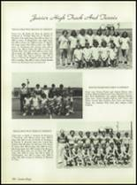 1980 Baird High School Yearbook Page 134 & 135