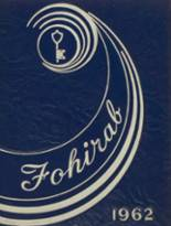 1962 Yearbook Fostoria High School