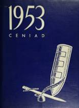1953 Yearbook East Lansing High School