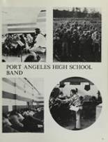 1979 Port Angeles High School Yearbook Page 140 & 141