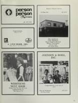 1979 Port Angeles High School Yearbook Page 160 & 161