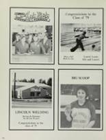 1979 Port Angeles High School Yearbook Page 164 & 165