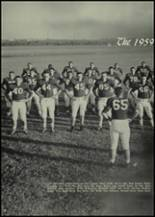 1959 Roswell High School Yearbook Page 16 & 17