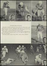1959 Roswell High School Yearbook Page 20 & 21
