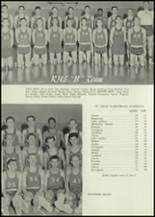 1959 Roswell High School Yearbook Page 44 & 45