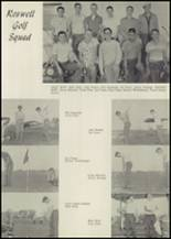 1959 Roswell High School Yearbook Page 48 & 49