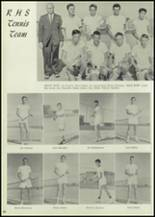 1959 Roswell High School Yearbook Page 52 & 53