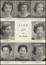 1959 Roswell High School Yearbook Page 76 & 77