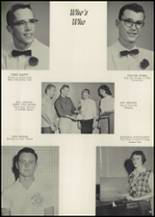 1959 Roswell High School Yearbook Page 78 & 79