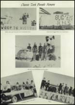 1959 Roswell High School Yearbook Page 90 & 91