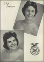 1959 Roswell High School Yearbook Page 98 & 99