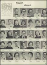 1959 Roswell High School Yearbook Page 108 & 109