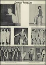 1959 Roswell High School Yearbook Page 110 & 111