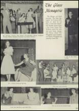 1959 Roswell High School Yearbook Page 112 & 113