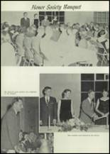 1959 Roswell High School Yearbook Page 116 & 117