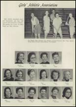 1959 Roswell High School Yearbook Page 120 & 121
