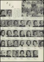 1959 Roswell High School Yearbook Page 122 & 123