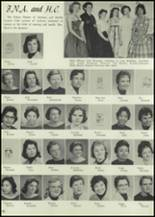 1959 Roswell High School Yearbook Page 124 & 125